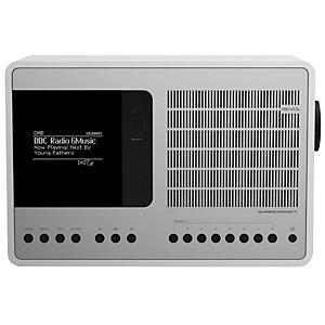 Revo SuperConnect DAB+ Radio REVOSCMWH (vit)