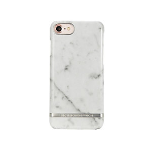 Richmond & Finch iPhone 7 White Marble (vit)