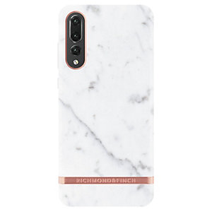 Richmond & Finch Huawei P20 Pro fodral (vit marmor)