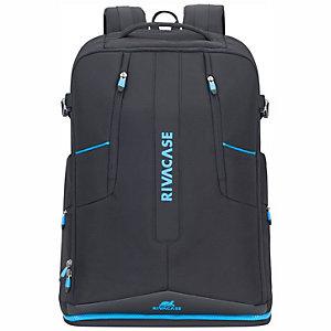 """Rivacase ryggsekk for drone og 16"""" bærbar PC (sort)"""
