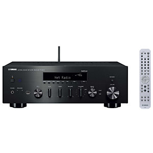 Yamaha 2.1 stereo receiver R-N602