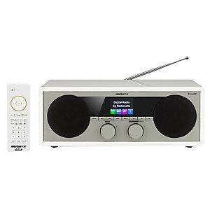 Radionette Duett Radio (vit)