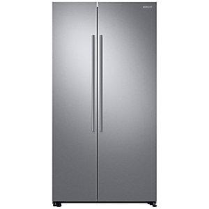 Samsung side-by-side kjøleskap RS66N8100SL (inox)