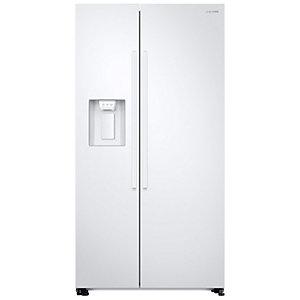 Samsung side-by-side kjøleskap RS67N8210WW (hvit)