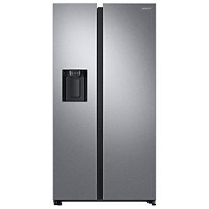 Samsung side-by-side kjøleskap RS68N8231SL (stål)