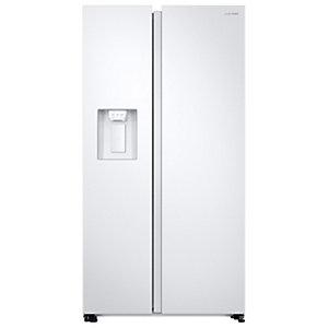 Samsungs side-by-side kjøleskap RS68N8231WW (hvit)