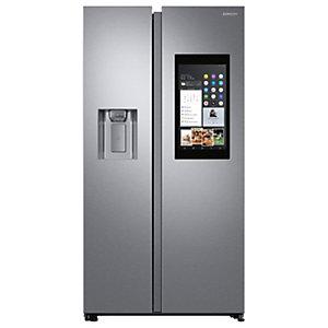 Samsung Family Hub side-by-side kjøleskap RS68N8941SL