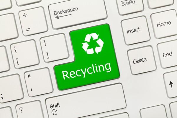 Vanhan laitteen kierrätykseen toimittaminen
