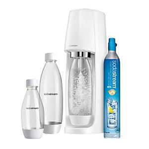 SodaStream Spirit kullsyremaskin (hvit)