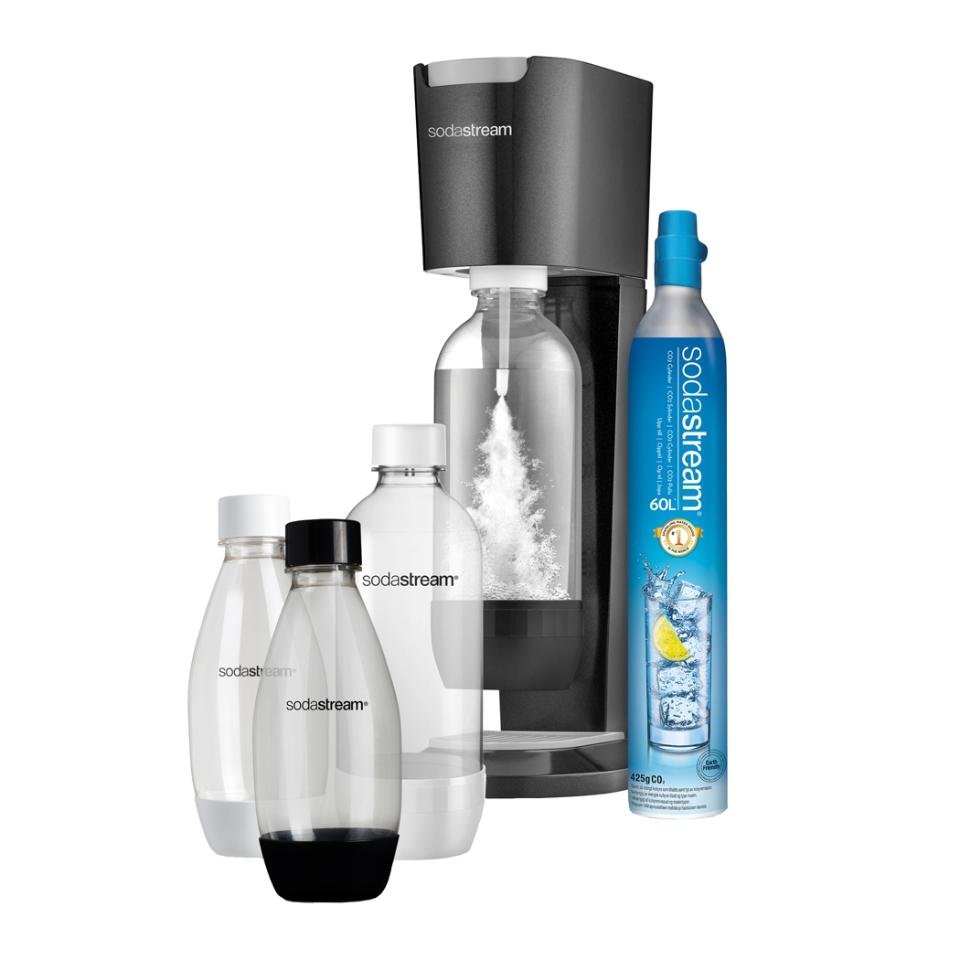 Sofa Stream Sodastream Genesis Drinks Maker Groupon Goods