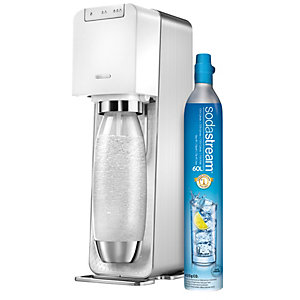 SodaStream Power kullsyremaskin (hvit)