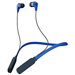 Skullcandy Ink'd trådlösa in-ear hörlurar (blå)