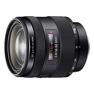 Sony SAL-1650 DT 16-50 mm F2.8 SSM objektiivi