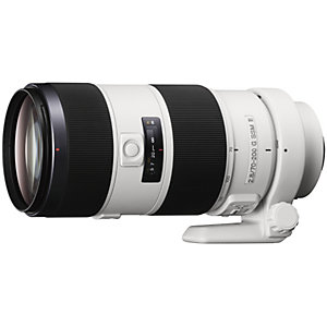 Sony SAL-70200G2 SSM II 70-200 mm objektiv