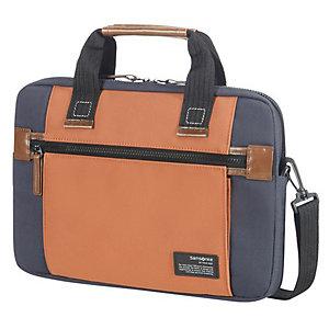 "Samsonite Shuttel laukku 15.6"" (sininen/oranssi)"