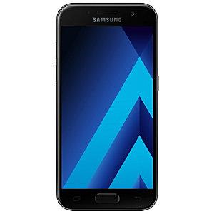 Samsung Galaxy A3 2017 smarttelefon (Black Sky)