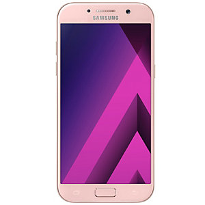 Samsung Galaxy A3 2017 smarttelefon (Peach Cloud)
