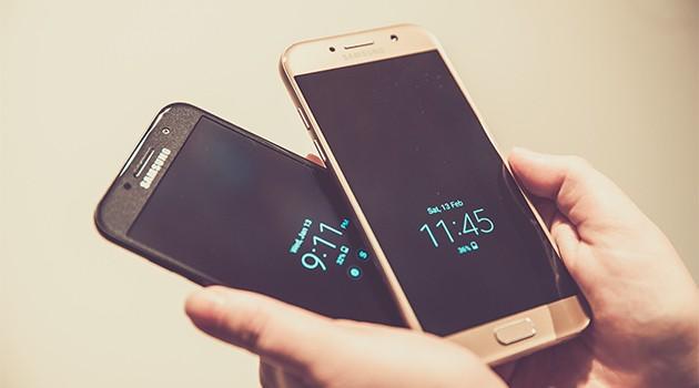 Samsung Galaxy A3 og A5 – Få med deg alt