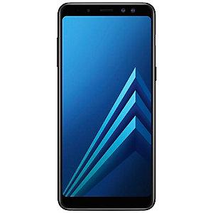 Samsung Galaxy A8 2018 älypuhelin (musta)