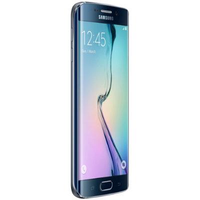 Samsung Galaxy S6 edge 32 GB Smartphone (svart) - Mobiltelefoner ... 1dae705032b97