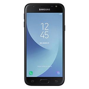 Samsung Galaxy J3 2017 smartphone (svart)