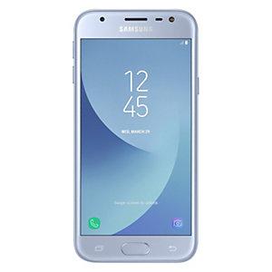 Samsung Galaxy J3 2017 smarttelefon (sølv)