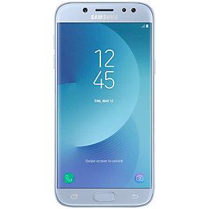 Samsung Galaxy J5 2017 smarttelefon (sølvblå)