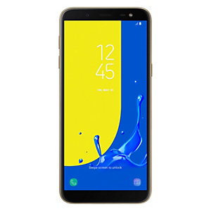 Samsung Galaxy J6 2018 smarttelefon (gull)|