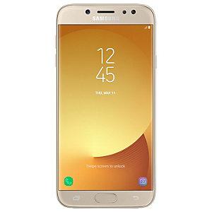 Samsung Galaxy J7 2017 smarttelefon (gull)