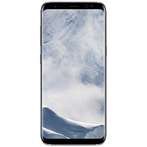Samsung Galaxy S8 smarttelefon (sølv)