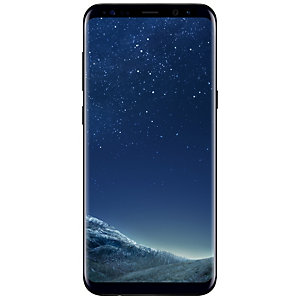 Samsung Galaxy S8+ smarttelefon (sort)