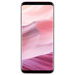 Samsung Galaxy S8 Plus smarttelefon (rose pink)
