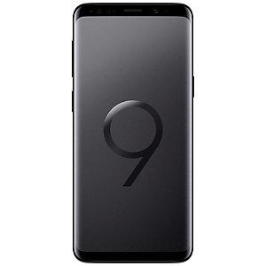 Samsung Galaxy S9 smarttelefon (sort)