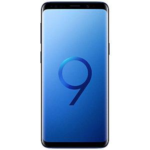Samsung Galaxy S9 smarttelefon (blå)