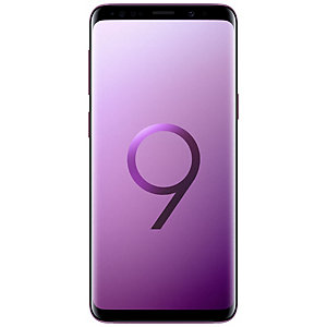Samsung Galaxy S9 smarttelefon (syrinlilla)