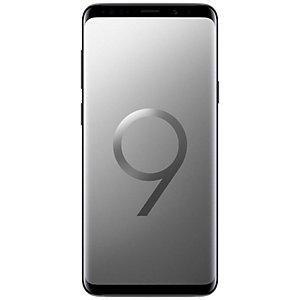Samsung Galaxy S9+ smartphone 256 GB (titanium grå)