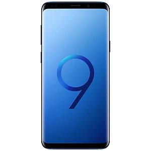 Samsung Galaxy S9+ smarttelefon (blå)