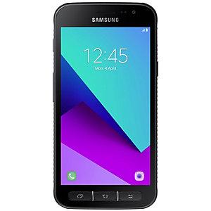 Samsung Galaxy Xcover 4 smarttelefon (sort)
