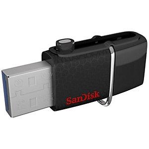 SanDisk Ultra Dual USB 3.0 muisti 128 GB