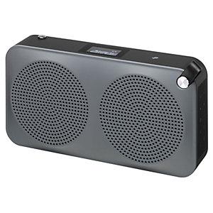 Sandstrøm DAB+ portabel radio SCARIADUBK17E (svart)