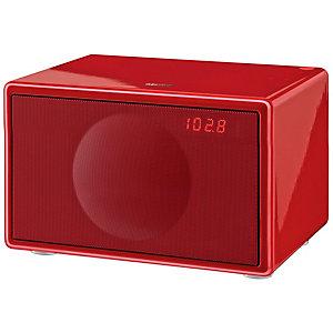Geneva Classic/ S DAB+ radio (röd)