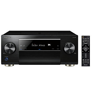 Pioneer stereo-receiver SC-LX502 (sort)