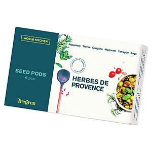 Tregren World Kitchen Seedpot—Herbs de Provence