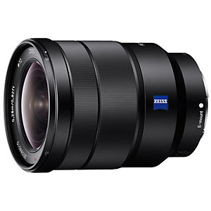 Sony SEL-1635Z Vario-Tessar T-FE 16-35 mm objektiivi