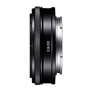 Sony SEL-20F28 20mm F2.8 objektiv