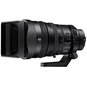 Sony FE PZ 28-135mm F4 objektiv