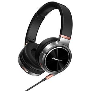 Pioneer on-ear hodetelefoner SE-MHR5 (sort)