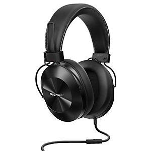 Pioneer hörlurar around-ear SE-MS5T svart