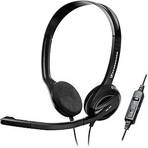Sennheiser PC 36 Call Control hörlurar (svart)
