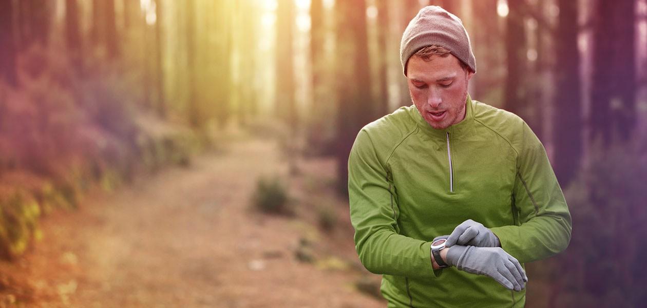 Træn i pulszoner med dit sportsur - linking